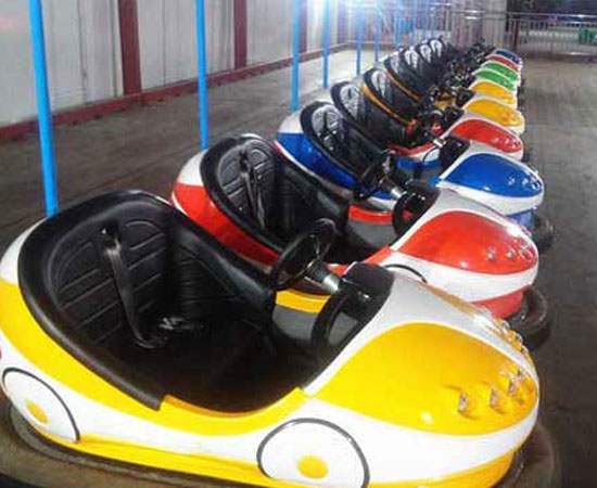 Fairground Bumper Cars