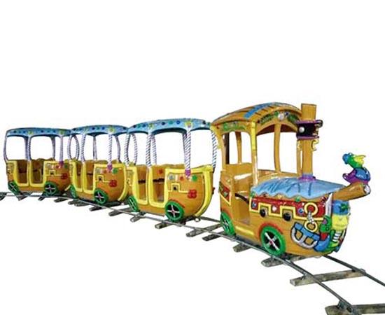 Park Track Train Ride