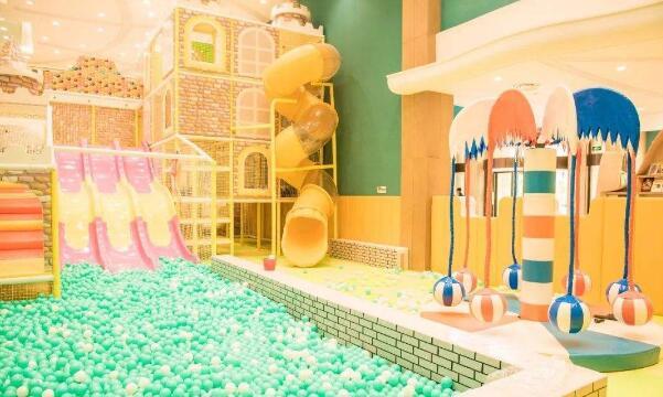 Children's Indoor Amusement Park Rides